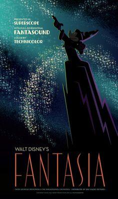 Fantasia ~ A Disney Classic.
