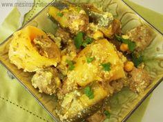 Dolma courgettes pomme de terre / recette ramadhan 2013