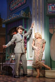 Photo Flash: First Look at Laura Benanti, Zachary Levi & More in SHE LOVES ME!