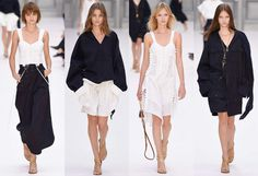 CHLOÉ SPRING SUMMER 2017 READY-TO-WEAR COLLECTION PARIS #PFW LOOK_10