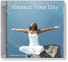 Balance your mind, body and spirit throughout the day! You will naturally feel relaxed, centered and you will be more vital in all that you do, all day long.  This program is design to help you focus and steady the mind. You will be able to find inner peace and restore balance within you.