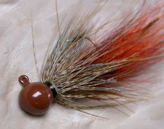 How to Tie a Smallmouth Bass Jig, Video - Fly Fish Ohio