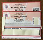 #Ticket  2 Tickets FC Bayern München  RB Leipzig # Kategorie 1 #deutschland