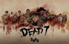 Dead 7 premieres on Syfy Friday, April 1 ,at 8 p.m. ET/PT.