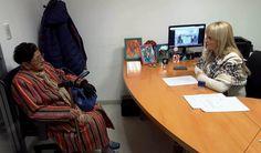 La directora General de los Centros Integradores Comunitarios (CIC), Dra. Laura Cartuccia se reunió con la Dra. Córdoba Scandel con diplomatura en Adicciones, la cual es miembro del Consejo Consultivo, para acordar un trabajo en conjunto con capacitaciones entre  su organización y los CIC