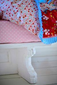 PiP Dots hoeslaken roze