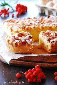 Apple Recipes, Sweet Recipes, Baking Recipes, Snack Recipes, Dessert Recipes, Polish Desserts, Polish Recipes, No Bake Desserts, Lime Cake