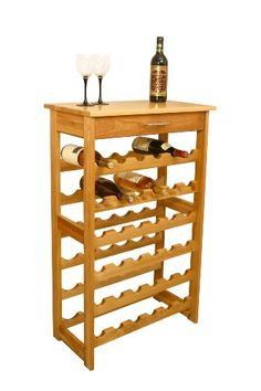 $170.49-$242.00 Catskill Craftsmen 36 Bottle Wine Rack - Catskill Craftsmen has become the nation's leading manufacturer of ready-to-assemble domestic hardwood kitchen islands, carts, and work-centers. Catskill Craftsmen manufactured items are made from naturally self-sustaining, non-endangered North American hardwoods, primarily Northern Yellow Birch. Lumber is purchased from area sawmills, the ...