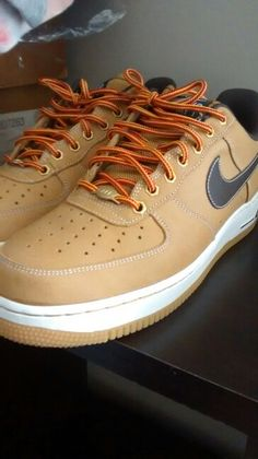 Air force ones are DOPE!!