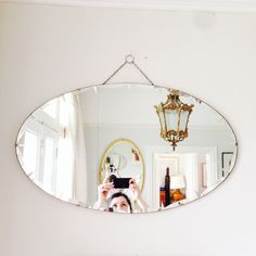 Beautiful Art Deco Mirror
