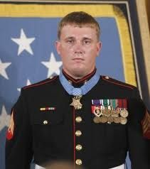 Sgt Dakota Meyer  Medal of Honor Recipient  TRUE AMERICAN HERO