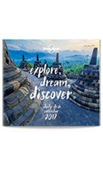 Lonely Planet Daily Desk Calendar 2017