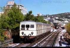 RailPictures.Net Photo: ISAP Athens Piraeus Electric Railway SIEMENS/MAN, class 6 at Kallithea, Greece by ARTEMIS KLONOS