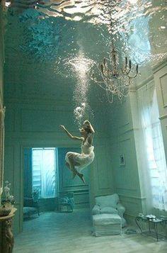 swimming room....