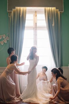 The Elegant and the Refined | http://brideandbreakfast.hk/2015/09/28/the-elegant-and-the-refined/