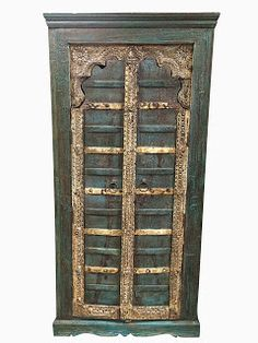 Delightful Indian Wooden Furnitures: Vintage Armoire Indian Furniture