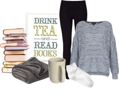 """""""Lazy day"""" by respevensie ❤ liked on Polyvore"""