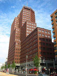 Hans Kollhoff — Kollhoff-Tower, Berlin