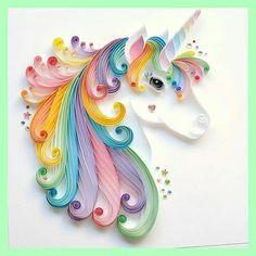いいね!2,398件、コメント25件 ― Paper Artさん(@lgenpaper)のInstagramアカウント: 「Repost @thebeehivedesign  Unicorns! Who doesnt love a unicorn?!…」