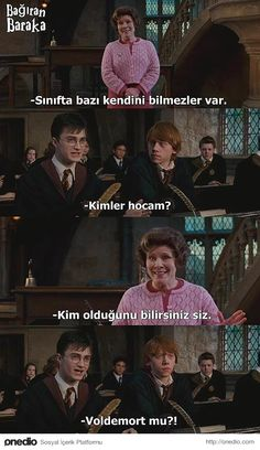 Hogwarts'dan Treniyle Gelmiş 26 Komik Harry Potter Caps'i – Humor bilder Harry Potter Humor, Hery Potter, Harry Potter Cast, Potter Facts, Harry Potter Hogwarts, Anecdotes Sur Harry Potter, Cute Quotes, Funny Quotes, Funny Images
