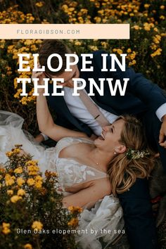 Need some help planning your elopement? I put together this guide to elope in Pacific Northwest! Big Sur California, California Wedding, Glen Oaks, April Wedding, Pebble Beach, Pacific Northwest, Got Married, Romantic, Adventure