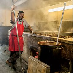 The Smokin' Hot List - Meet the South's top 10 pitmasters