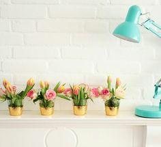 spring flower decorations