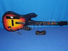 RedOctane Guitar Hero World tour Controller Nintendo Wii 95455.805 Strap & Cover #RedOctane