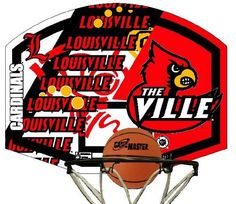 Louisville Cardinals Mini Basketball Hoopster by GameMaster. $27.99. NCAA Louisville Cardinals Mini Basketball Hoopster