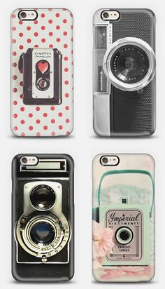 Cell Phone Cases - Vintage Cameras - Phone Cases - Welcome to the Cell Phone Cases Store, where you'll find great prices on a wide range of different cases for your cell phone (IPhone - Samsung) Iphone 5c, Cute Phone Cases, Coque Iphone, Iphone Phone Cases, Coque Mac, Walpapers Cute, Accessoires Iphone, Cool Cases, Vintage Cameras