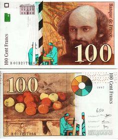 France 100 Francs 1998