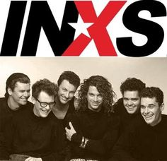 Rock Bands by Otto: INXS - Parte I - Another One Bites The Web