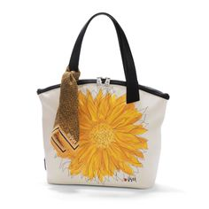 Vera Sunflower Satchel #BrightonCelebratesVera