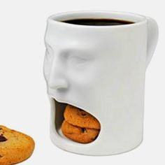This would be awesome for cookies and milk!!!