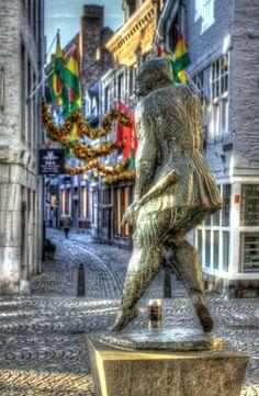 Maastricht, mestreech
