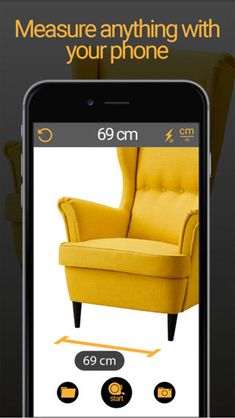 Application of the Tape Measure en that will turn your iPhone to a tool to measure intelligent professional! Apps augmented reality Apps cart. Apps en Apps iPad Apps iPhone News Apps | #Tech #Technology #Science #BigData #Awesome #iPhone #ios #Android #Mobile #Video #Design #Innovation #Startups #google #smartphone |