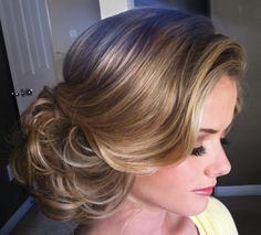 Timeless Wedding Hairstyles - Hair and Makeup