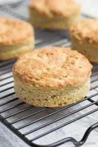 Homemade English Muffins ~ Gluten Free