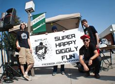 Super Happy Giggly Fun