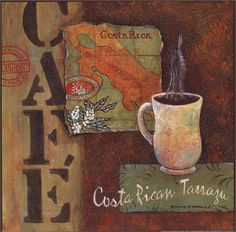Coffees of the World II (Diane Knowles)