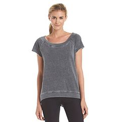 Product: Marc New York Performance Wideneck Pullover Sweatshirt Scoop Neck, V Neck, Active Wear, New York, T Shirts For Women, Pullover, Female, Sweatshirts, Casual