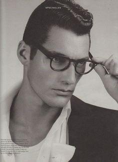 3fa072de5c93 Fantastic Man - Spectacles By Anthony Maule F W 2008 Karen Steele