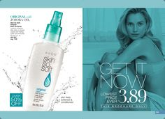 Original Skin So Soft Bath Oil Spray. Lowest price ever. #3.89 www.youravon.com/lindabacho #avonrep #sssbathoil