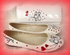 Ez Ayakkabı Diyarı #elyapimi #babet #gelin #ayakkabisi