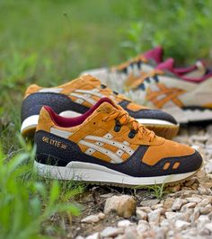 Asics Gel Lyte III 'Workwear' outdoor