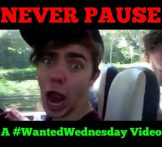 It's #wantedWednesday and... video. Lolol #True