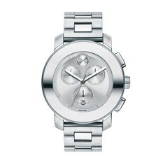 Movado® Bold® Ladies' Watch in Stainless Steel
