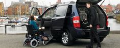 This guide provides information onwheelchair accessiblevehicles (usually shortened to WAVs), which allow you to travel in your wheelchair or to transfer from your wheelchair to a car seat.