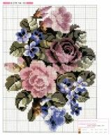 Gallery.ru / Фото #2 - Розы на чёрном - rabbit17