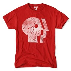 PBS Vintage Red T-Shirt